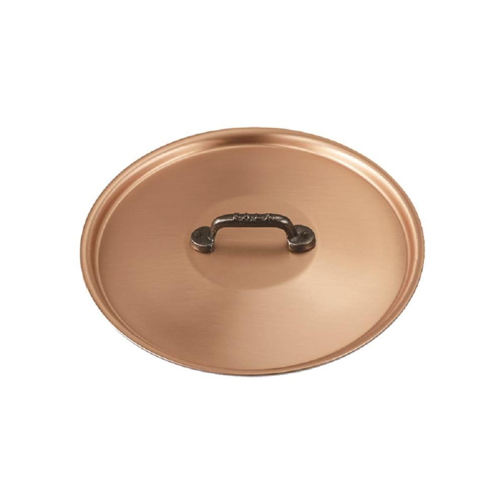 比利時FALK|紅銅鍋蓋24cm-經典款