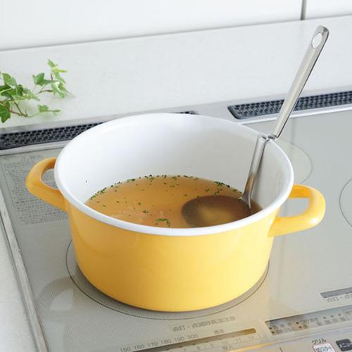 日本Arnest|燕三條鍋邊便利湯匙-兩入組