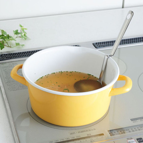日本Arnest 燕三條鍋邊便利湯匙-兩入組