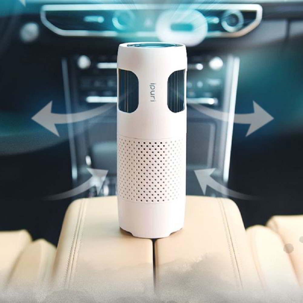 韓國Ipuri|車用空氣清淨機-純淨白