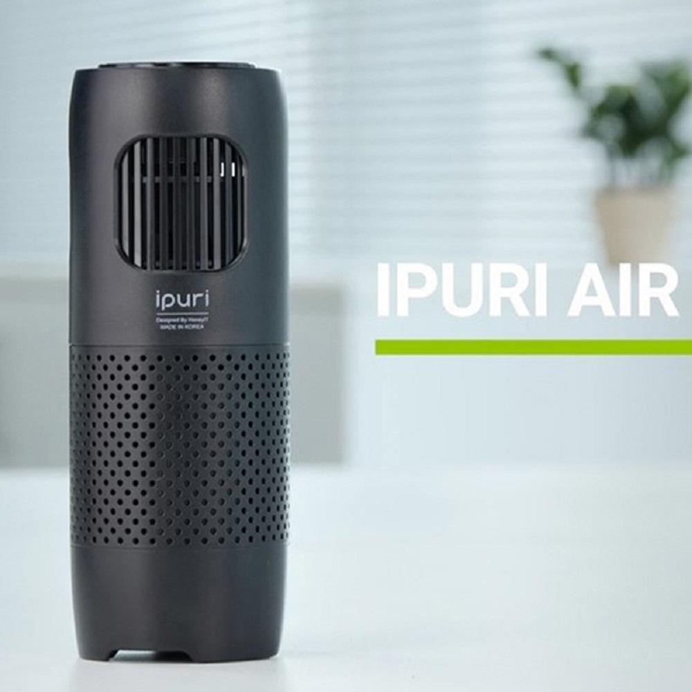 韓國Ipuri 車用空氣清淨機-曜石黑