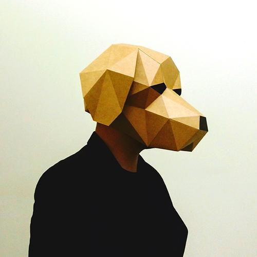 匠紙 拉布拉多(面具mask)