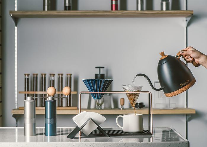 1Zpresso| 1Z-E雙軸承上調式 手搖磨豆機