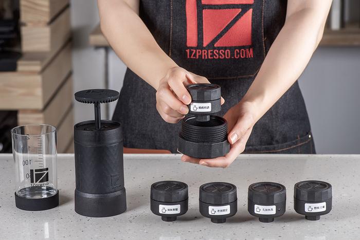 (複製)1Zpresso|第三代義式便攜手壓咖啡機(金屬特仕版)