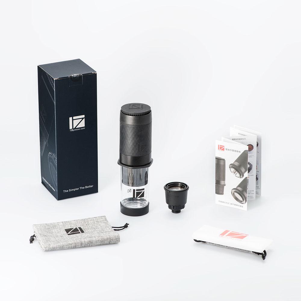 1Zpresso|第三代義式便攜手壓咖啡機(實用版)