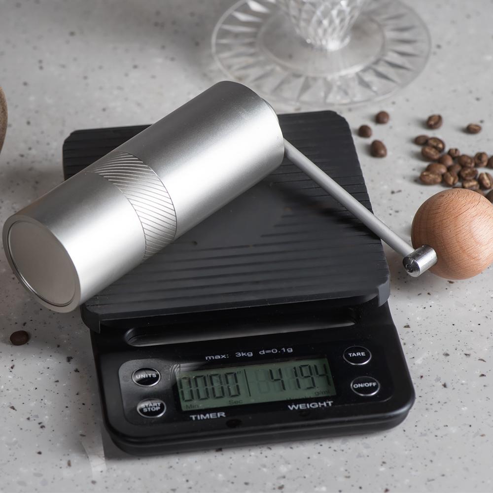 1Zpresso| 手搖磨豆機 1Z-Q MINI 雙軸承 分離式