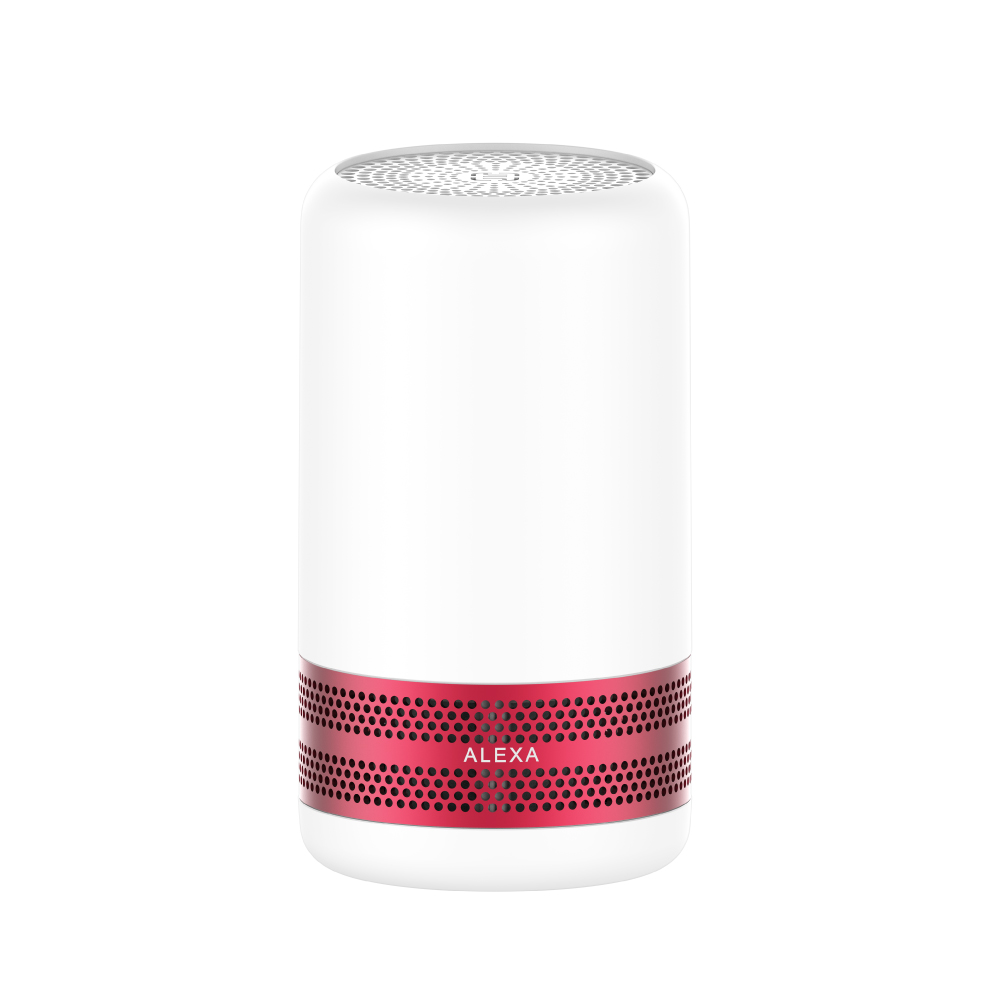 YFLife 圓方生活|AIR3 享氣瓶-經典白+紅環 (限量色)
