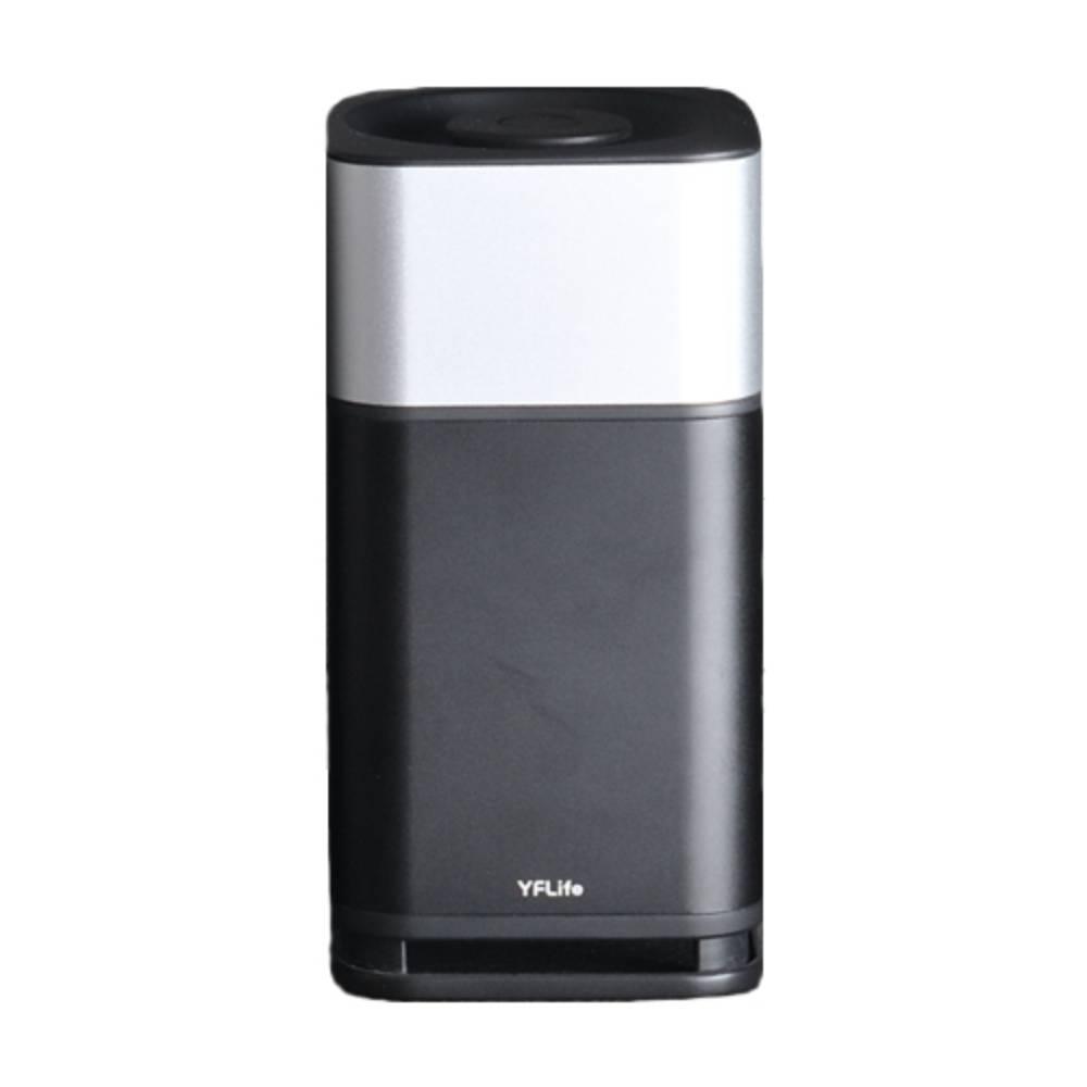 【集購】YFLife 圓方生活 AIR6 光觸媒空氣淨化器-募資突破2千萬(兩色任選)