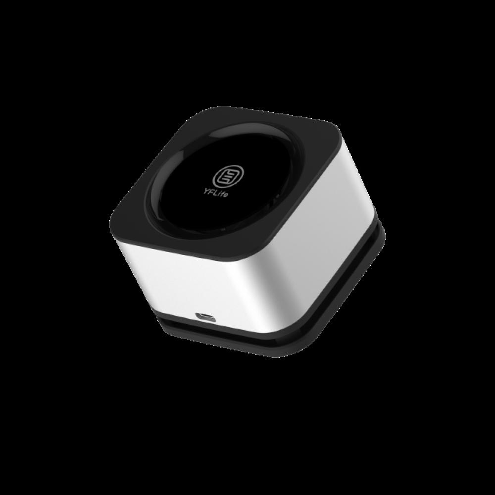 YFLife|AIRbox方塊舒車載型光觸媒空氣淨化器雙組合