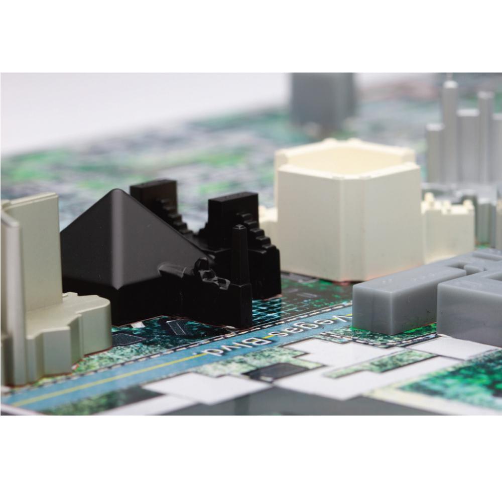 4D Cityscape|4D 立體城市拼圖 - 拉斯維加斯 930片 +