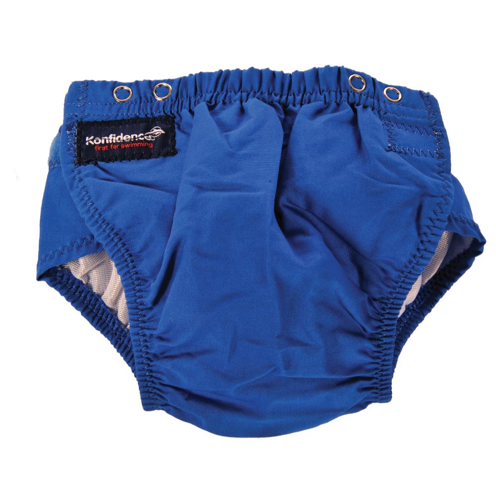 康飛登 Konfidence|AquaNappy 嬰兒游泳尿布褲 藍