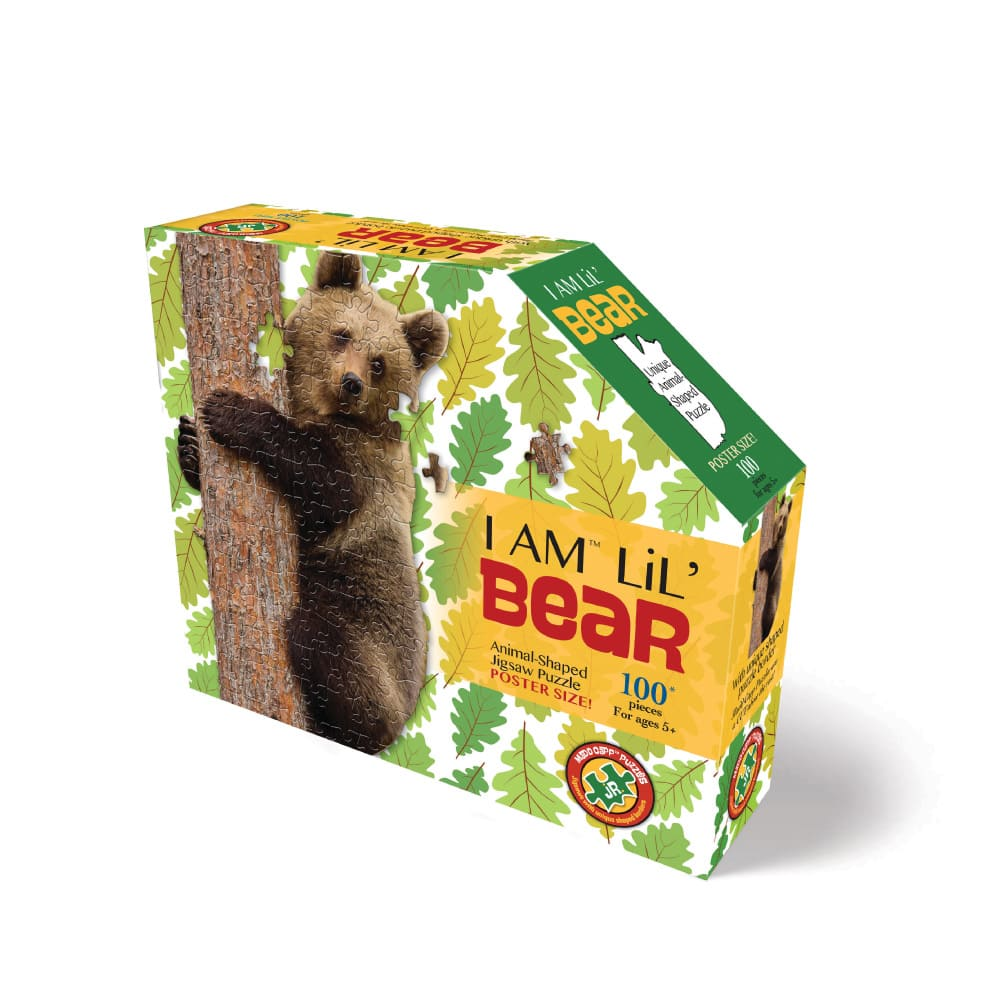 Madd Capp|我是小棕熊 100 系列 I AM 拼圖
