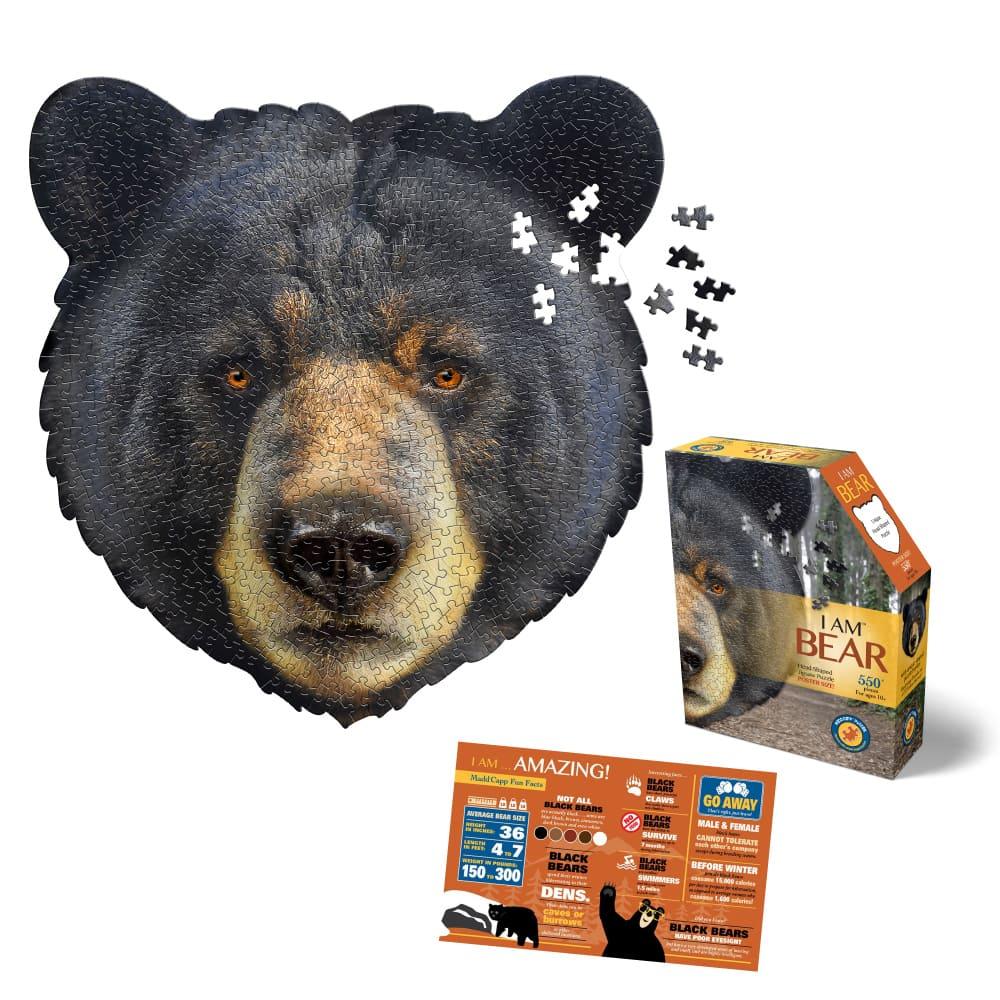 Madd Capp|我是美洲黑熊 550 系列 I AM 拼圖
