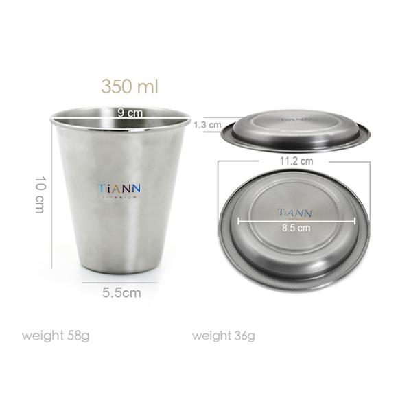 (複製)TiANN鈦安|鈦吸管 純鈦 斜口吸管 粗+細套組 環保愛地球 鯉魚款 (8+12mm)