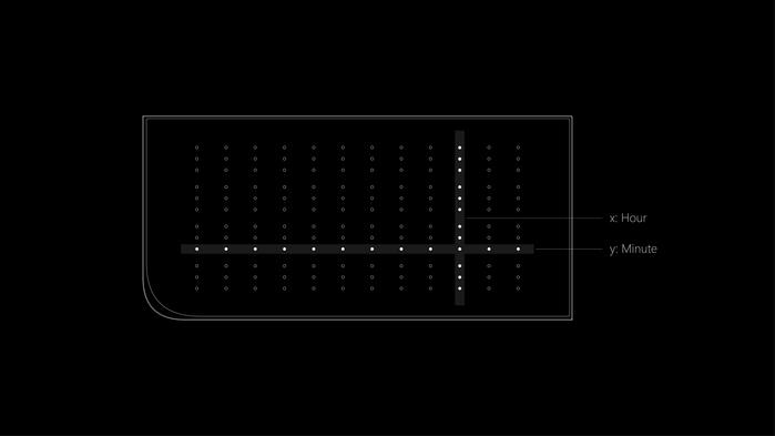 Emspec|Quadrant Clock (壁鐘.象限)