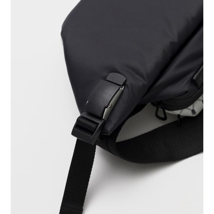 (複製)COTE&CIEL|ISAR L ECO YARN Black 環保尼龍經典後背包 - No.27700