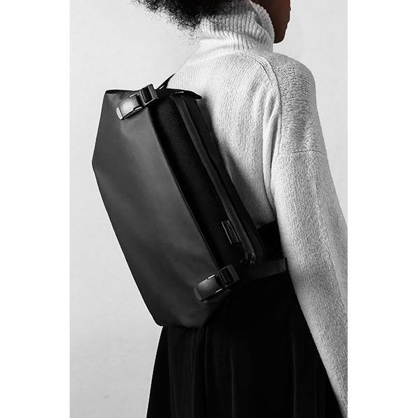 (複製)COTE&CIEL|TIMSAH MIMAS BLACK 科技感後背包 No.28726