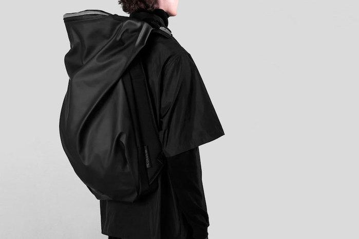 (複製)COTE&CIEL|ISARAU OBSIDIAN BLACK 輕量防潑水機能腰包No.28623