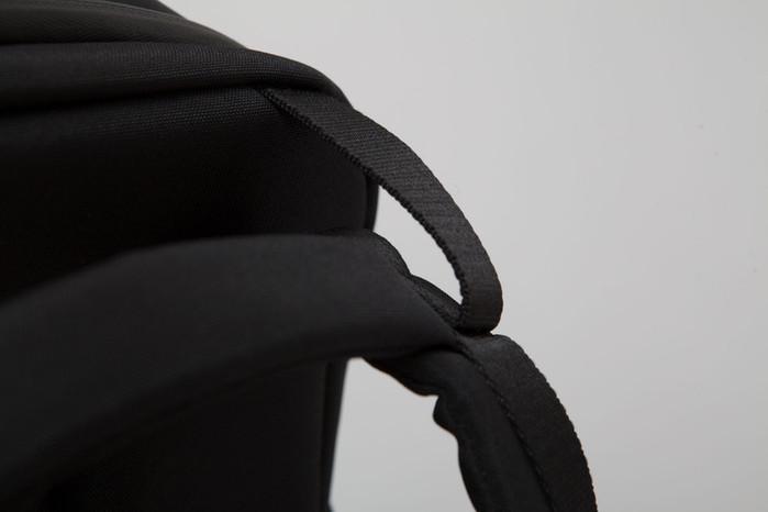 (複製)COTE&CIEL|NEW NILE OBSIDIAN BLACK 輕量防潑水後背包- No.28634