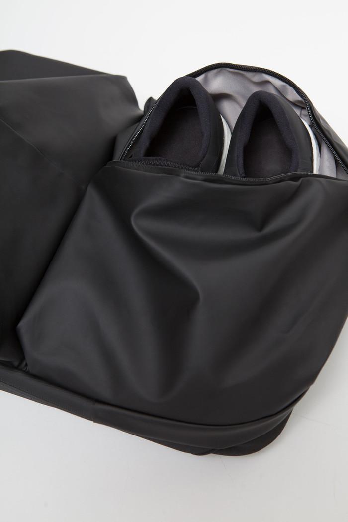 (複製)COTE&CIEL|ODER-SPREE OBSIDIAN BLACK 輕量防潑水後背包- No.28678