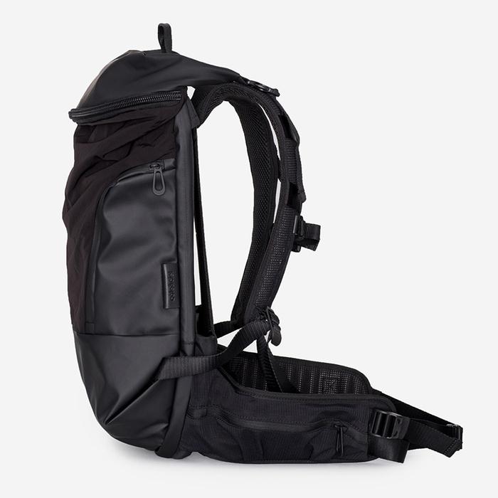 (複製)COTE&CIEL|ISARAU S OBSIDIAN BLACK 輕量防潑水腰包- No.28718