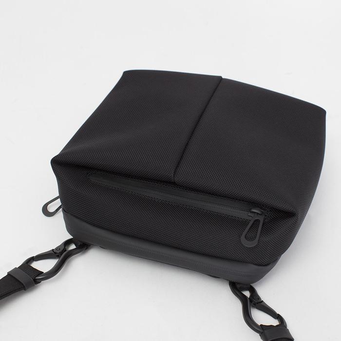 (複製)COTE&CIEL|ASHOKAN BALLISTIC BLACK 彈道尼龍後背包- No.28769