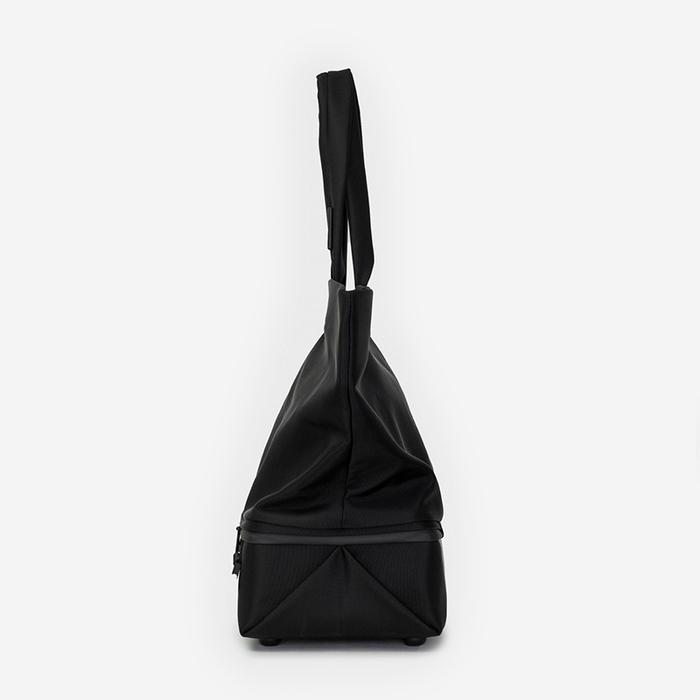 (複製)COTE&CIEL|YUBA BALLISTIC BLACK 彈道尼龍側背包-No.28770