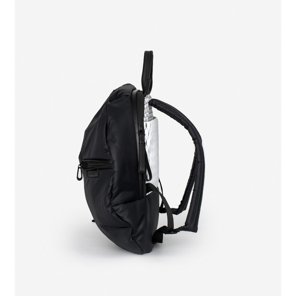 COTE&CIEL|MOSELLE MIMAS BLACK 科技感後背兩用包- No.28723