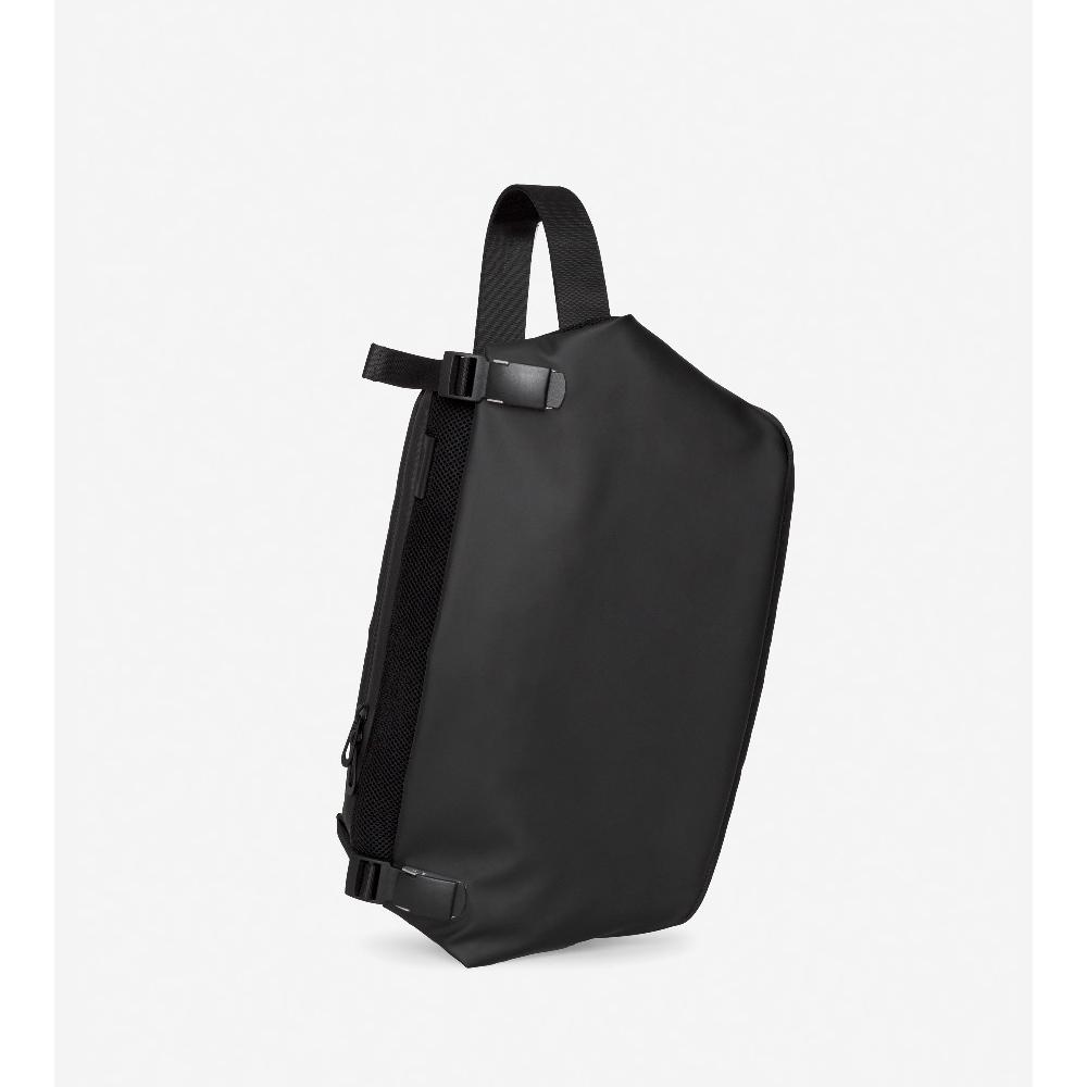COTE&CIEL|RISS OBISIAN BLACK 輕量防潑水機能側背包 No.28622