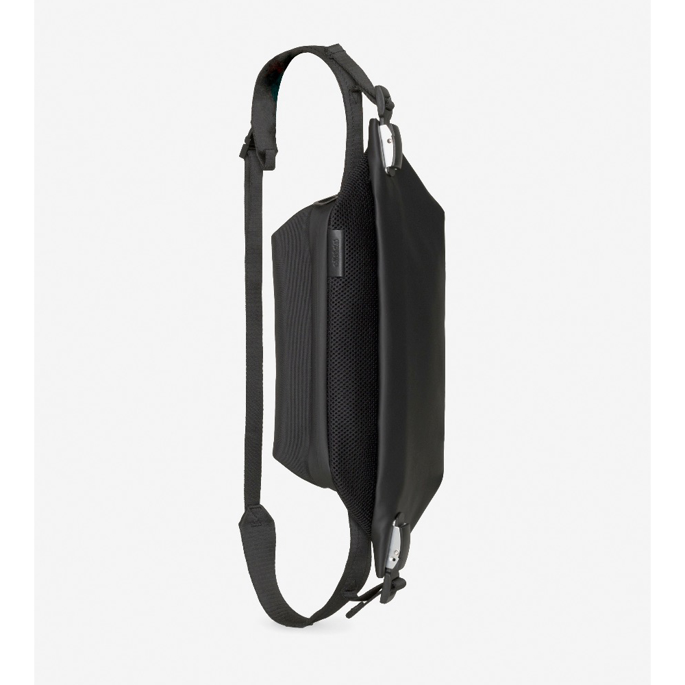 COTE&CIEL|ISARAU OBSIDIAN BLACK 輕量防潑水機能腰包No.28623