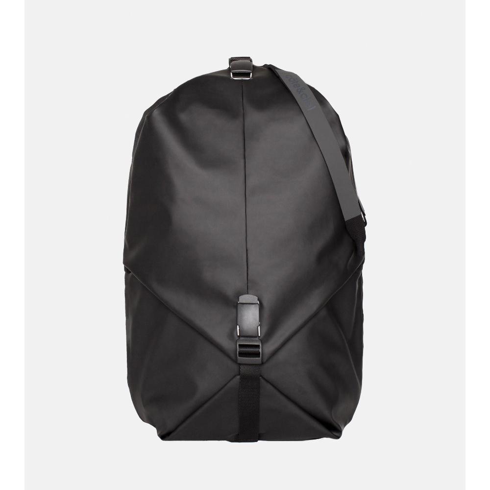COTE&CIEL|ORIL LARGE OBSIDIAN BLACK 輕量防潑水後背包- No.28679