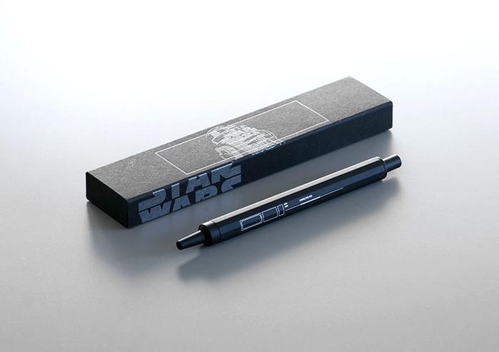 HMM|【STAR WARS 星際大戰】R2D2二組合 - 滑動筆+原子筆