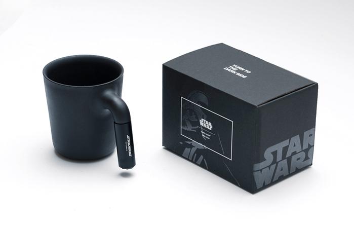 HMM|【STAR WARS 星際大戰】Darth Vader 黑武士系列 - 滑動筆