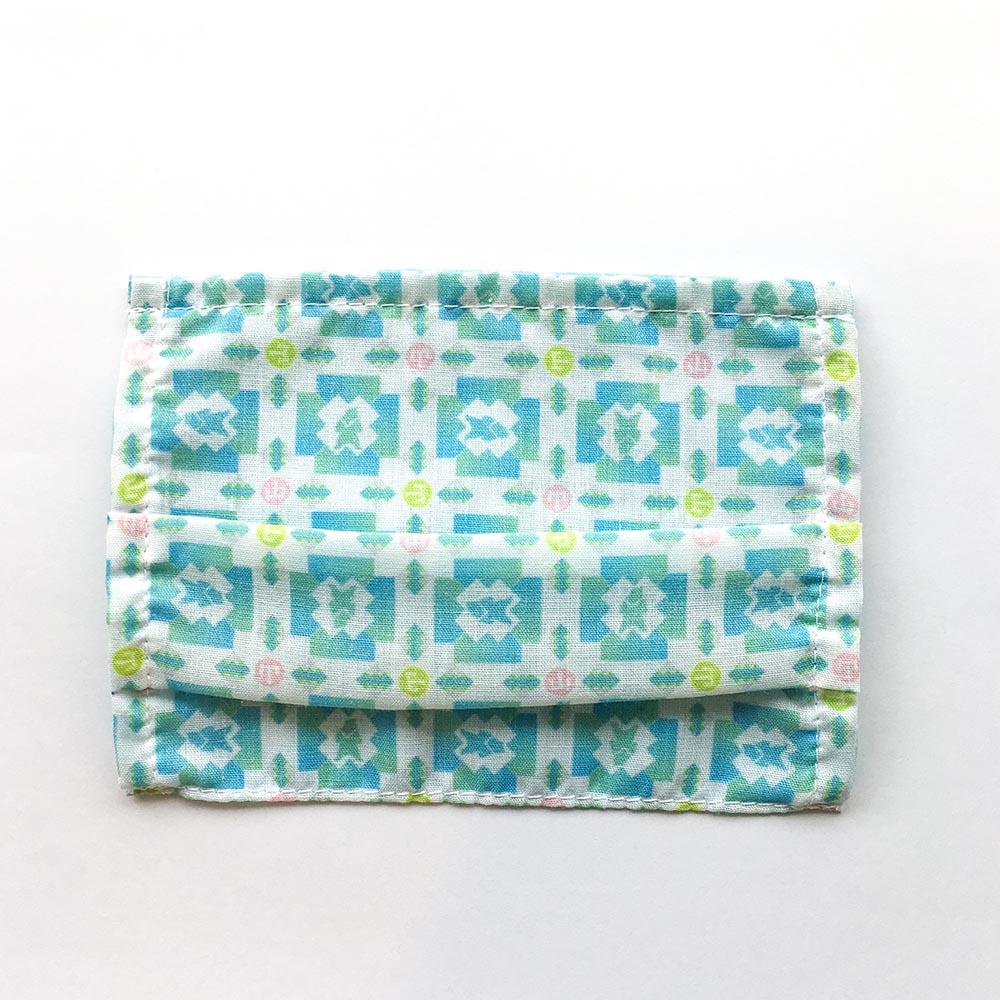 捲毛力卡QUEMOLICA 布口罩套(兒童款)  -福爾摩沙