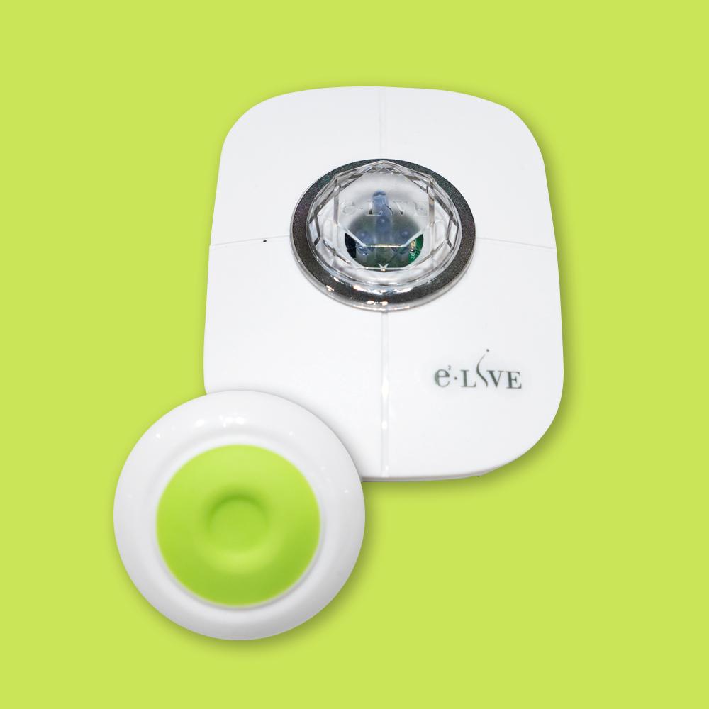 e2Live|Just One智慧家庭物聯環控 一鍵啟動體驗套組(蘋果綠)