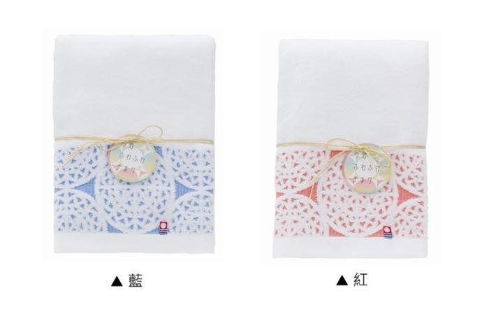 (複製)日本Prairie Dog|今治無撚純綿毛巾-橘