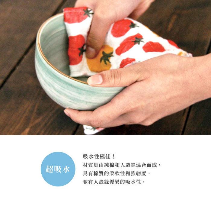 日本Prairie Dog|超吸水廚房擦拭清潔方巾-紫葡萄
