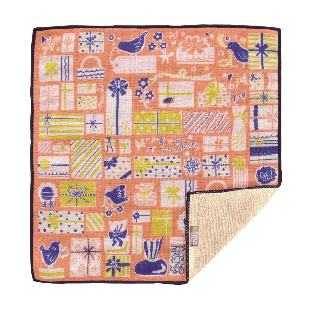 日本Prairie Dog|今治製有機優質純綿方巾-禮物