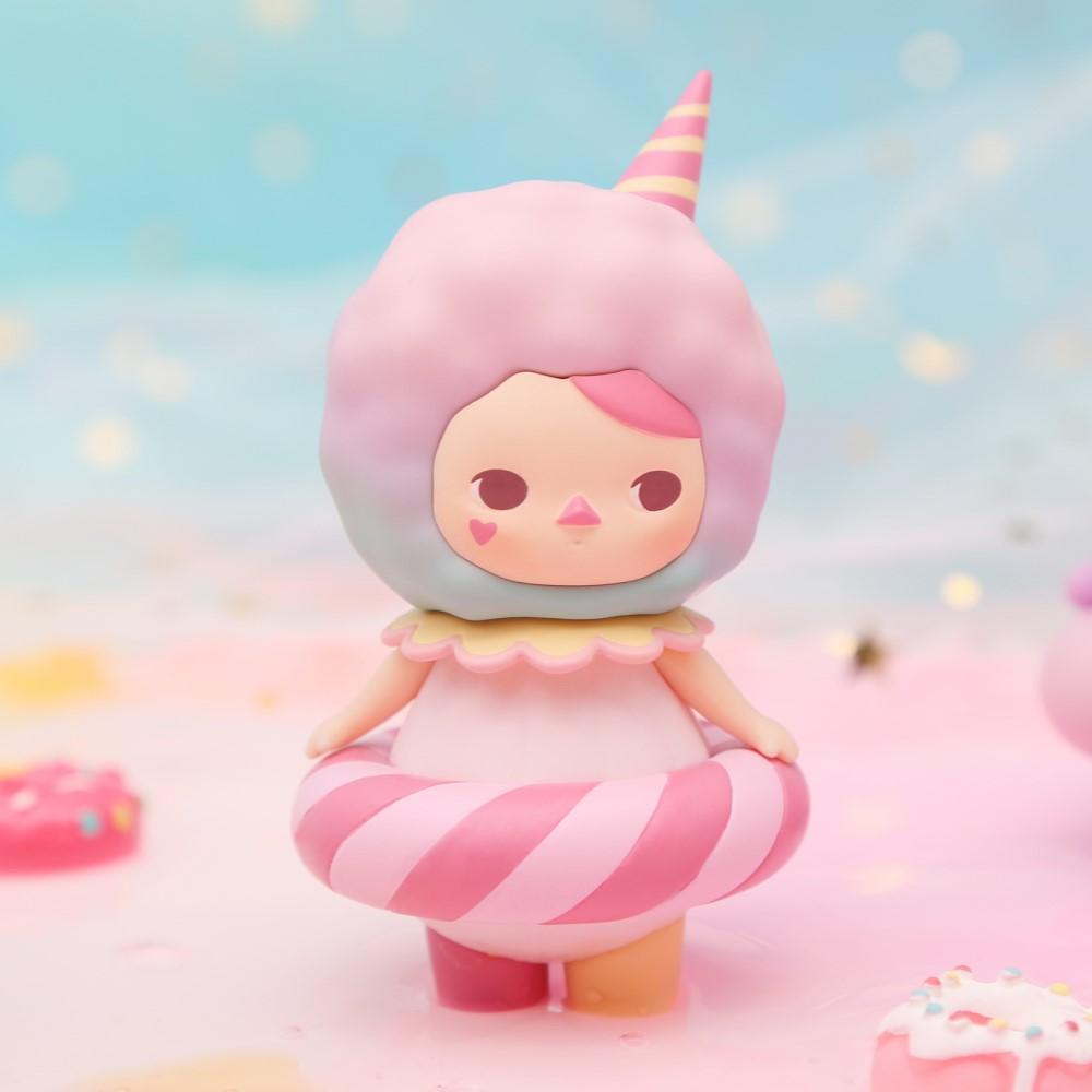 Pucky 畢奇精靈|泡泡游泳圈系列(12入盒裝)