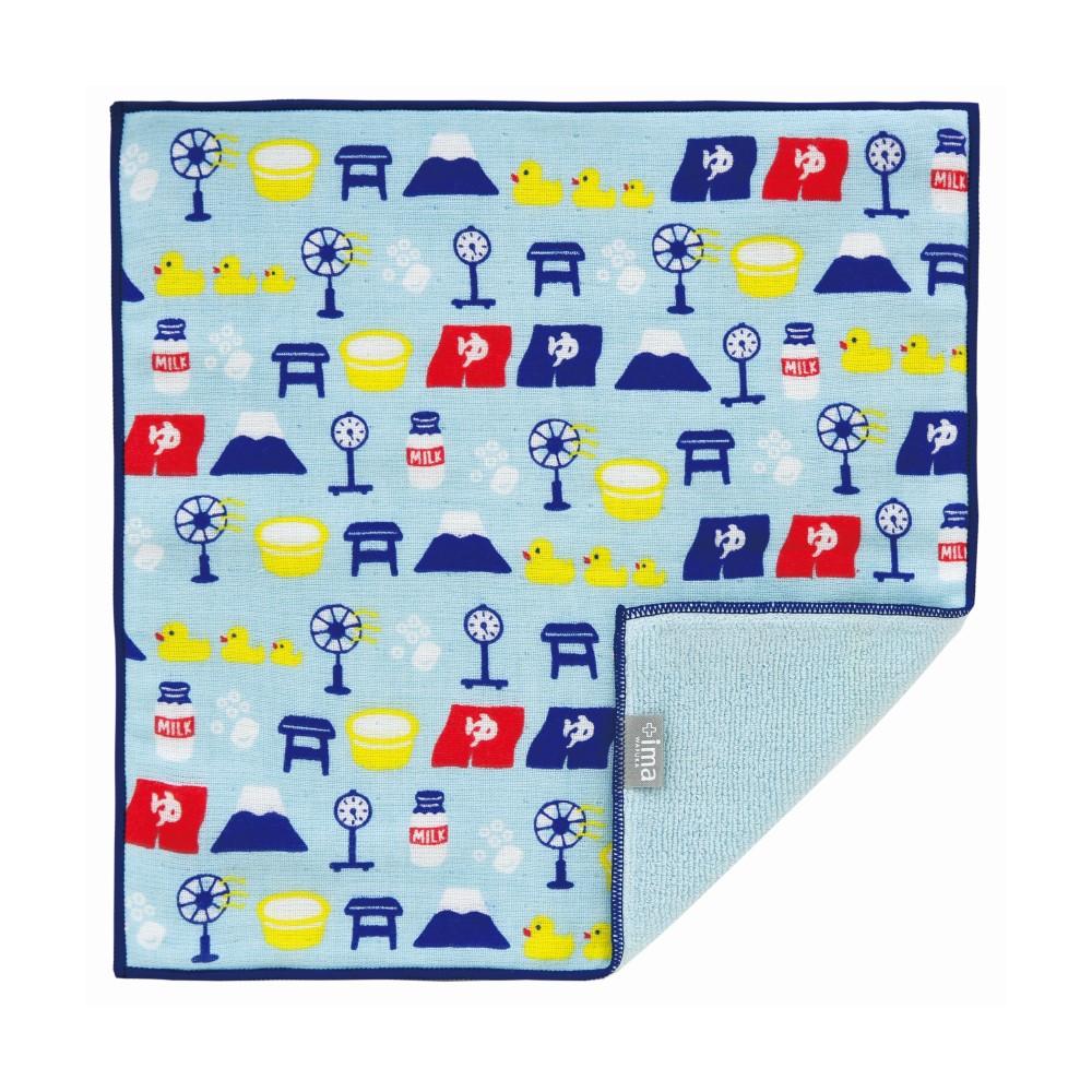 日本Prairie Dog|今治製有機優質純綿方巾-日式澡堂