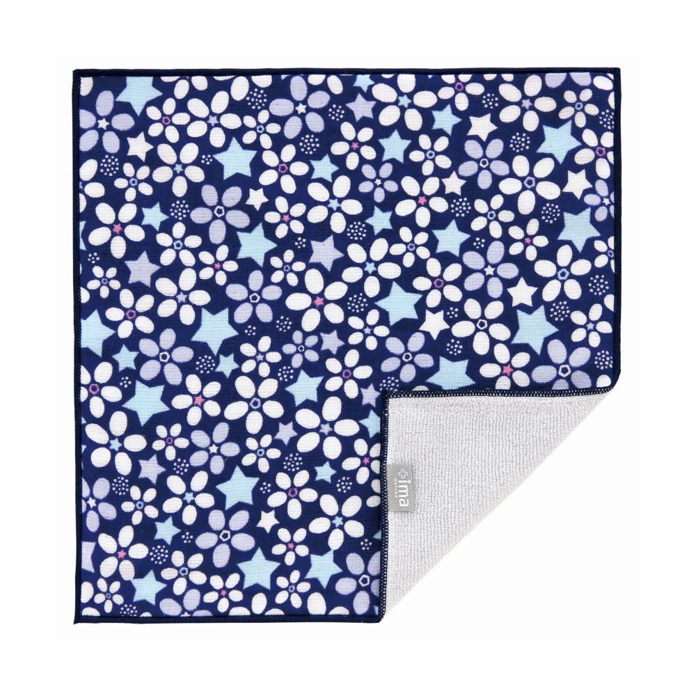 日本Prairie Dog|今治製有機優質純綿方巾-藍星之星