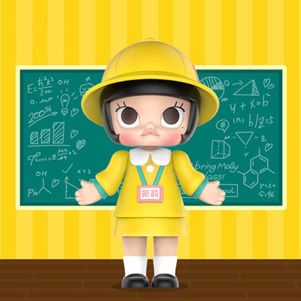 Molly 茉莉女孩|校園系列公仔(盒裝12入)