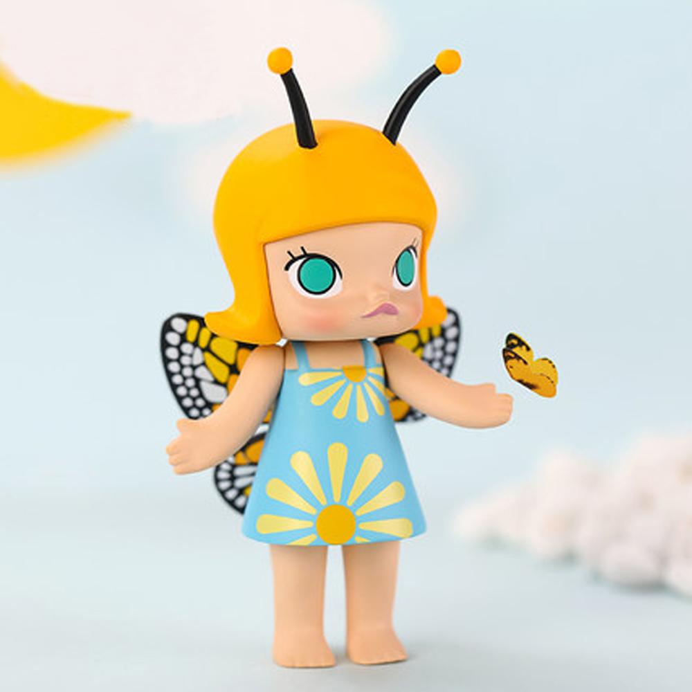 Molly 茉莉女孩|昆蟲系列公仔(盒裝12入)