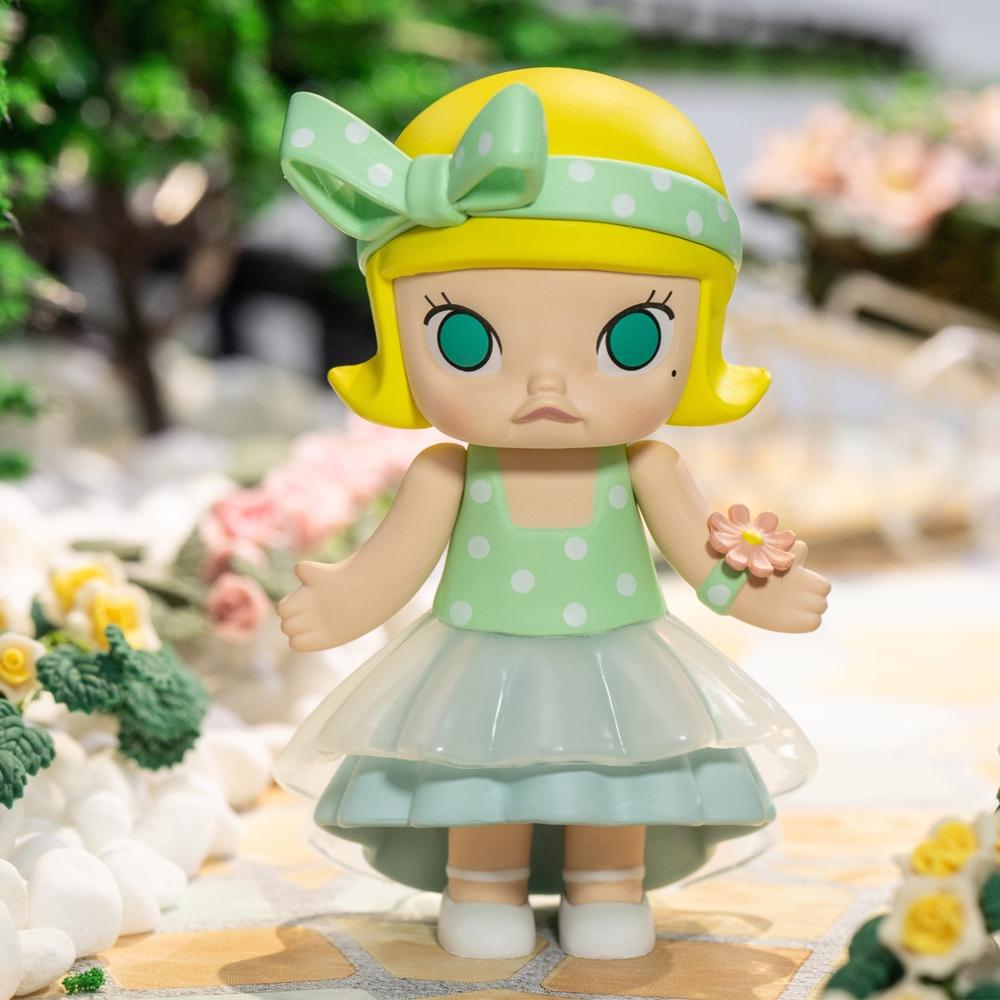 Molly 茉莉女孩|婚禮小公主系列公仔盒玩(盒裝12入)