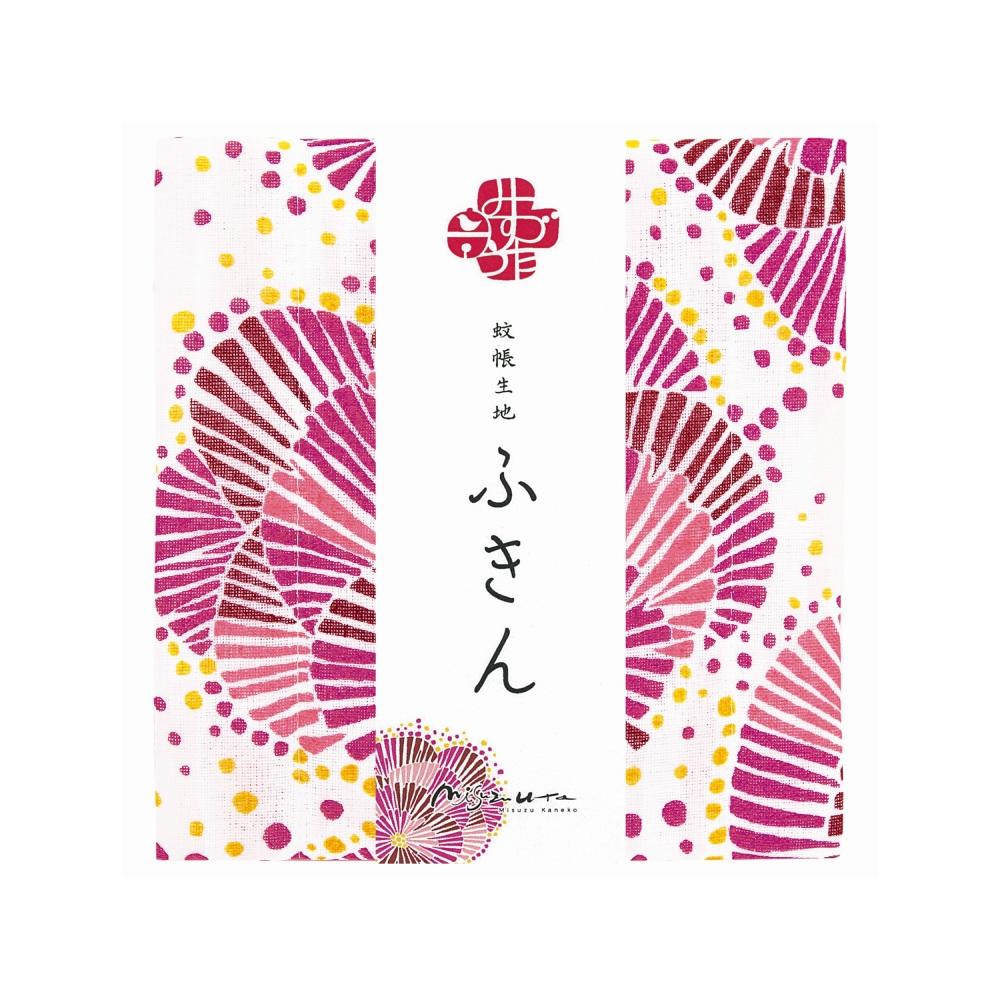 日本Prairie Dog|超吸水廚房擦拭清潔方巾 金子美鈴聯名系列-花火(M)