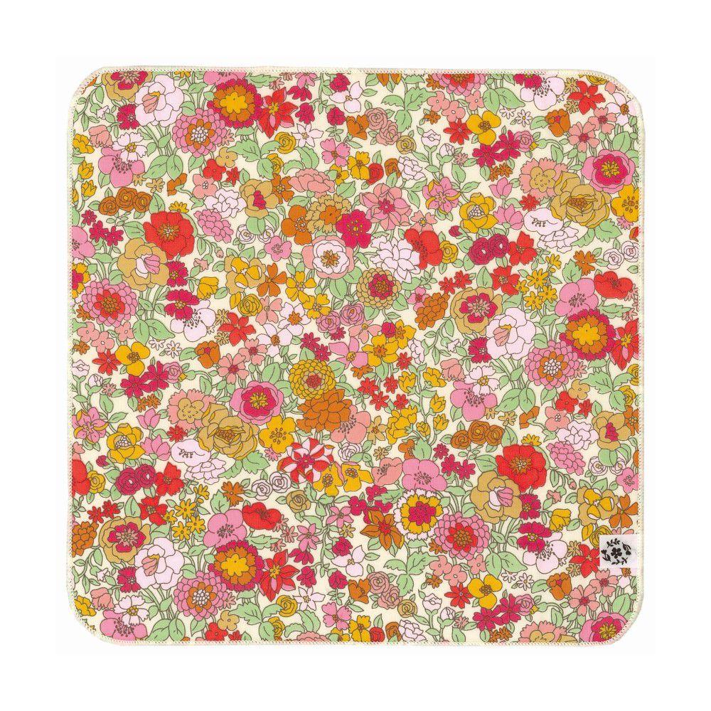 日本Prairie Dog Chouchou Fleur 花園方巾-繽紛花園