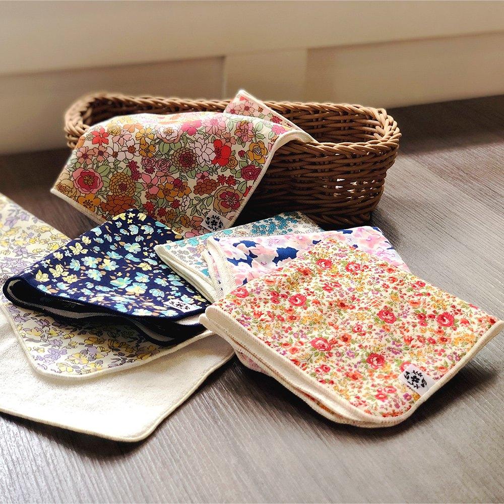日本Prairie Dog|Chouchou Fleur 花園方巾-玫瑰花園