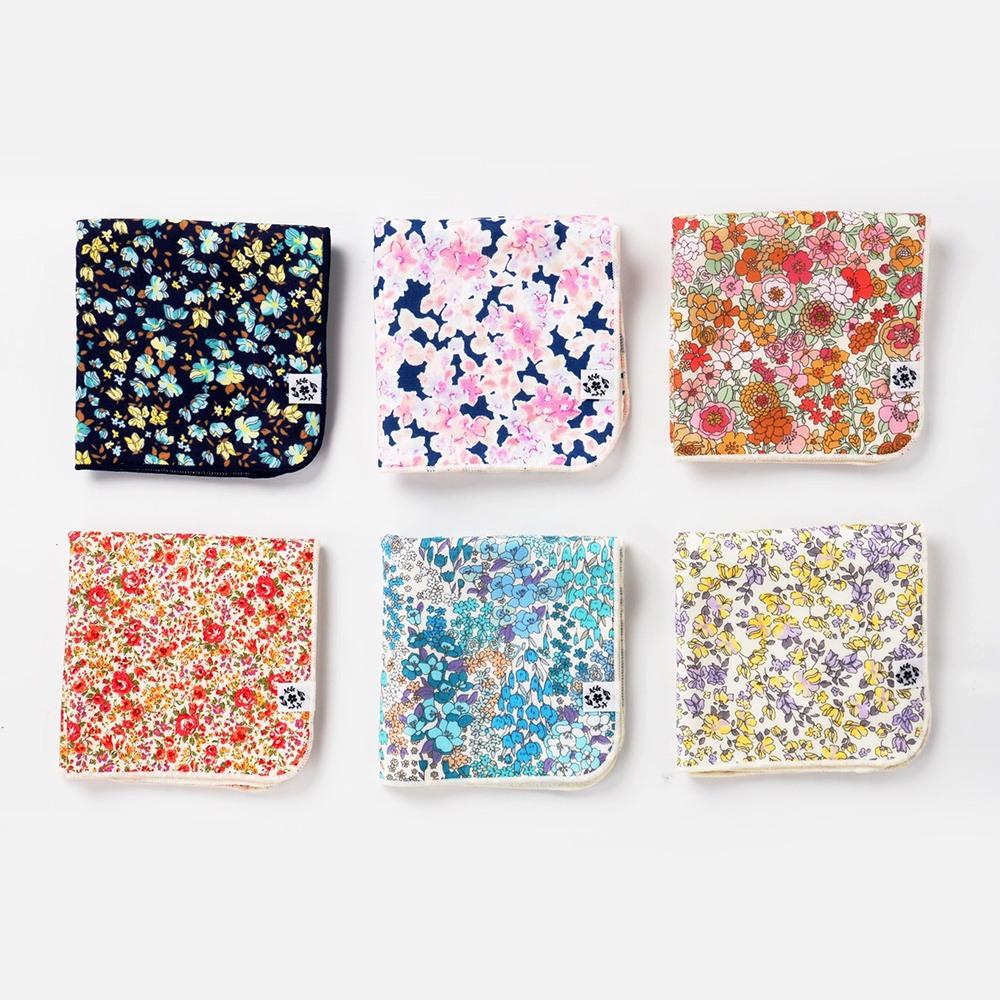 日本Prairie Dog|Chouchou Fleur 花園方巾-拼貼花園