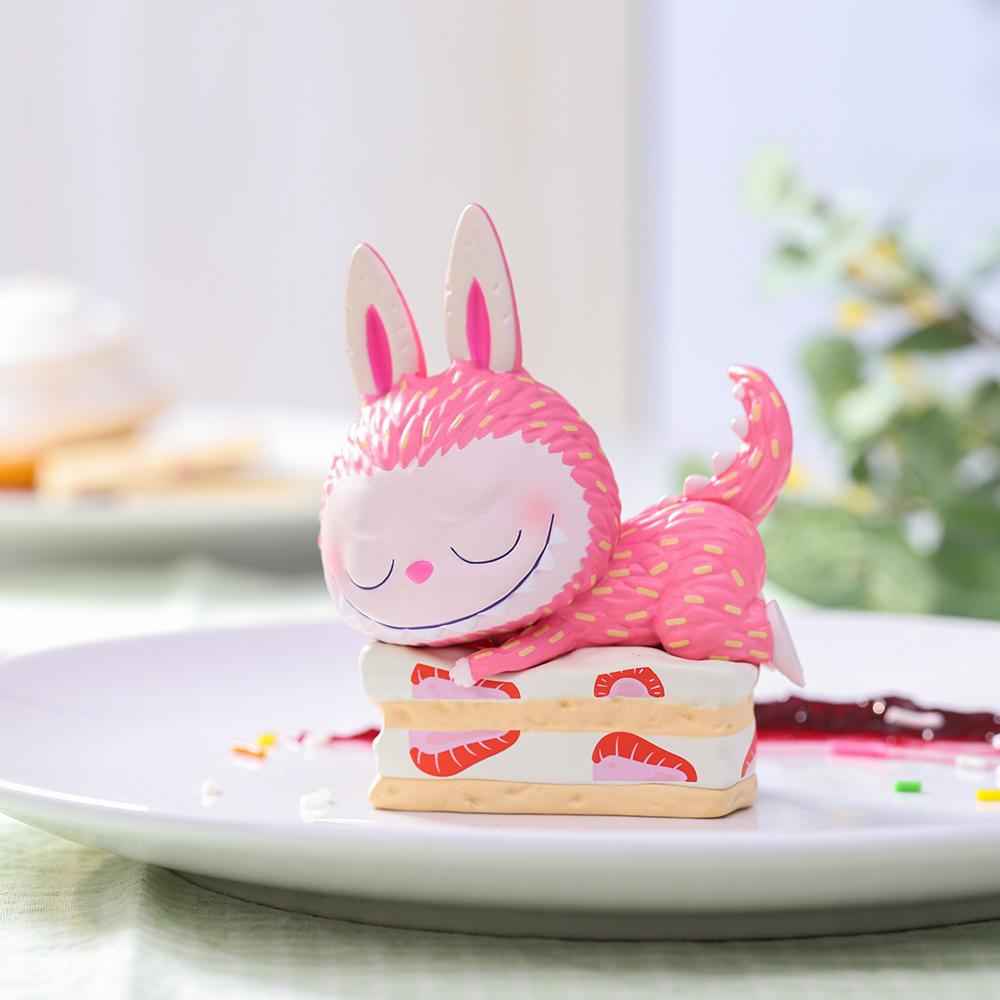 Labubu|甜點系列盒玩公仔(二入隨機款)