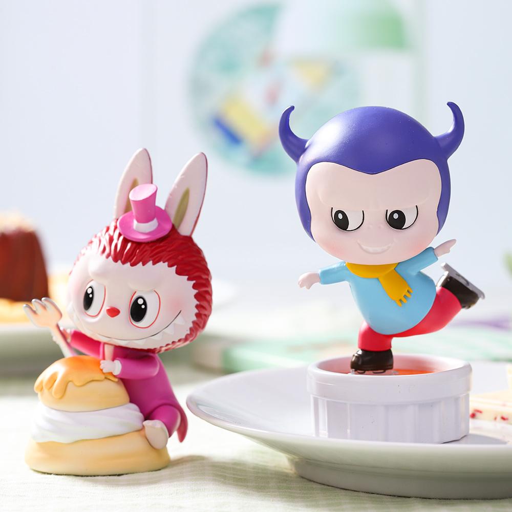 Labubu 甜點系列盒玩公仔(12入盒裝)
